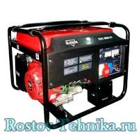 Бензиновый Генератор | Электростанция ELITECH БЭС 8000 ET