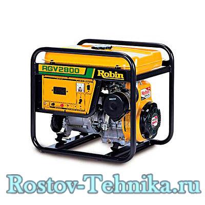 Бензиновый Генератор   Электростанция Robin Subaru RGV2800