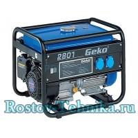 Бензиновый Генератор | Электростанция Geko 2801 E