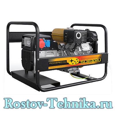 Бензиновый Генератор | Электростанция Robin Subaru RGV10100