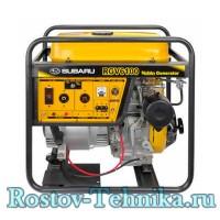 Бензиновый Генератор | Электростанция Robin Subaru RGV6100