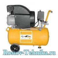 Компрессор DENZEL 1,5 кВт 206 л/мин 50 л